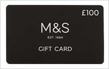 M&S Corporate Gifts - £100 Gift Card