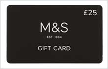 M&S Corporate Gifts - £25 Gift Card