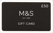 M&S Corporate Gifts - £50 Gift Card
